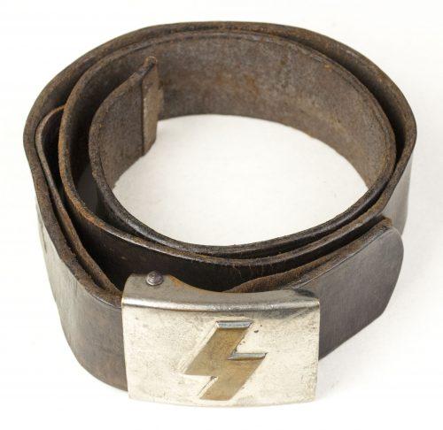 Deutsche Jugend belt + buckle