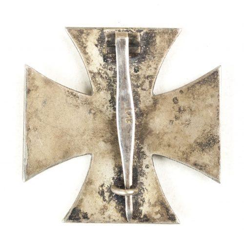 Eisernes Kreuz / Iron Cross first class (EK1) L/13 by maker Paul Meybauer from Berlin