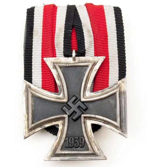 Iron Cross (Eisernes Kreuz) second class (EK2) - single parade mount