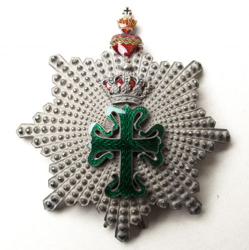 Kingdom of Portugal: Order of Aviz Grand Cross