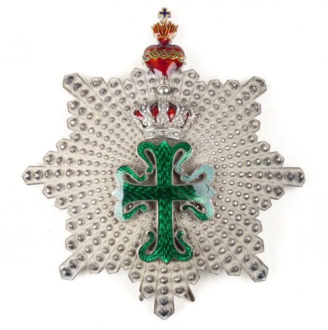 Kingdom of Portugal: Order of Aviz Grand Cross
