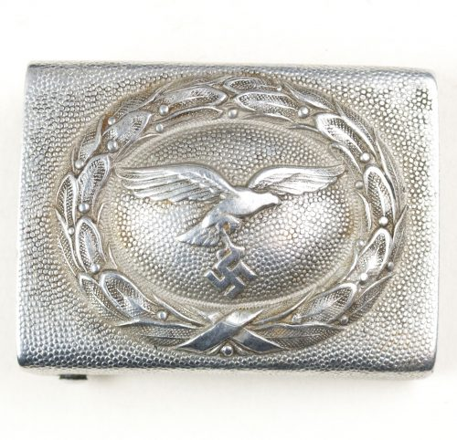 Luftwaffe buckle (Koppelschloß) by CTD (maker Christian Theodor Dicke)