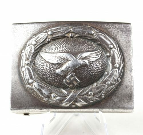 Luftwaffe buckle (steel)