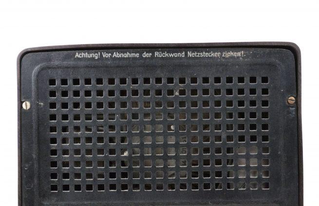 Original Deutscher Kleinempfanger DKE 38 / Volksempfänger (radio)