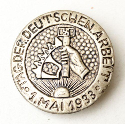 Tag der Deutschen Arbeit 1 Mai 1933