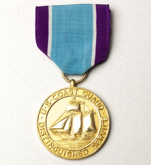 USA Coast Guard Distinguished Service Medal