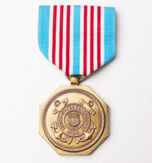 USA Coast Guard Medal
