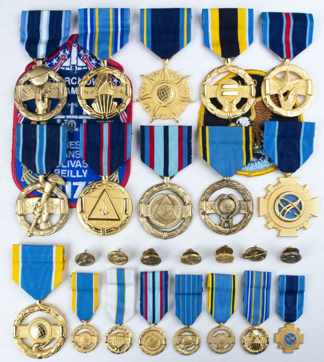 USA / NASA medal collection!