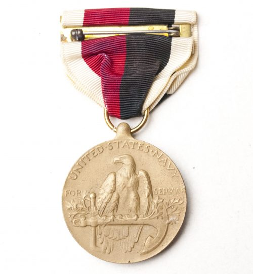 USA United States Navy Occupation Service Medal