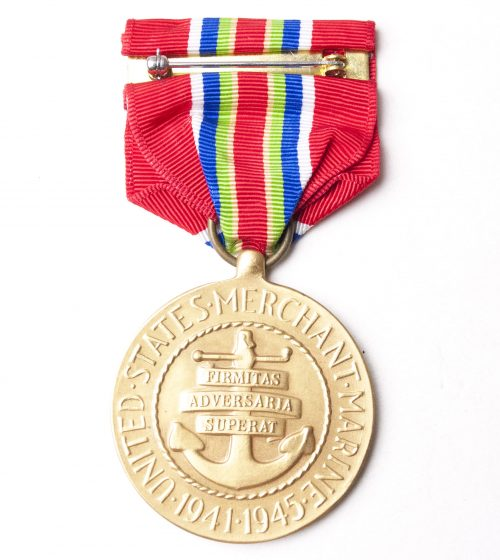 USA World War II Merchant Marine 1941-1945 Victory medal