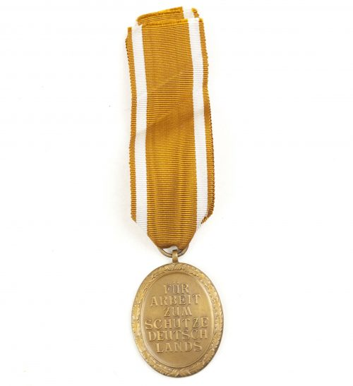 Westwall medaille (Schutzwall orden)