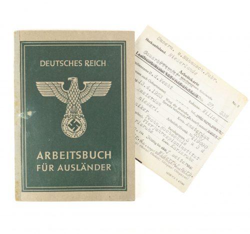 Arbeitsbuch für Ausländer from a Dutchman (Willem van de Vecht)