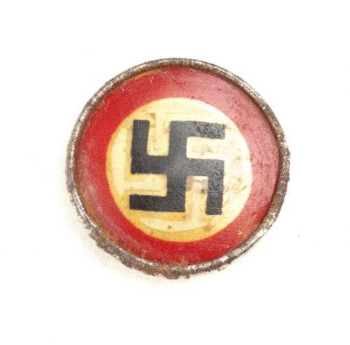 Early NSDAP small supporters badge