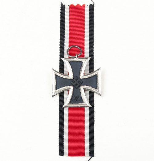 Eisernes Kreuz (Ek2) / Iron cross with bag (bag marked with Friedrich Keller from Oberstein)