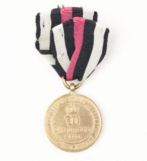 Kriegsdenkmünze für die Feldzüge 1870/71
