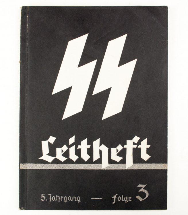 SS-Leitheft 5. Jahrgang Folge 3
