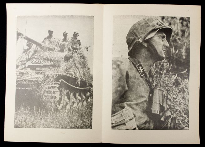 Waffen-SS folder Gerade Du!