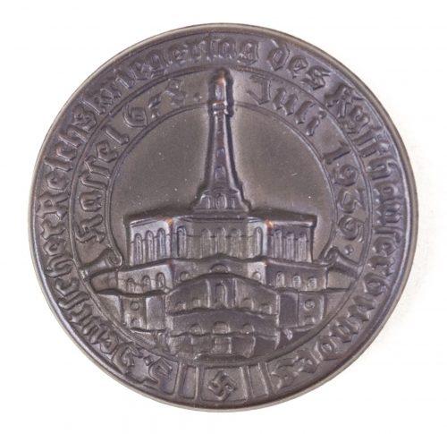 5. Deutscher Reichskriegertag des Kyffhäuserbundes Kassel 6-8 Juli 1935