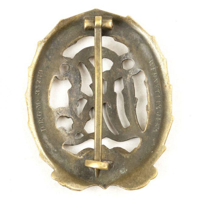 DRL Deutsches Reichssportabzeichen in bronze