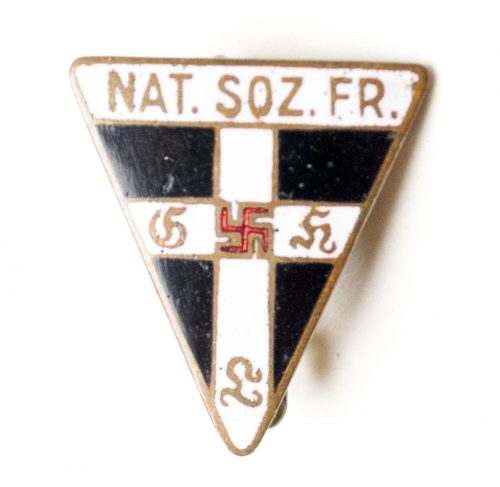 Frauenschaft Member badge - very small variation (only 17 millimeters)
