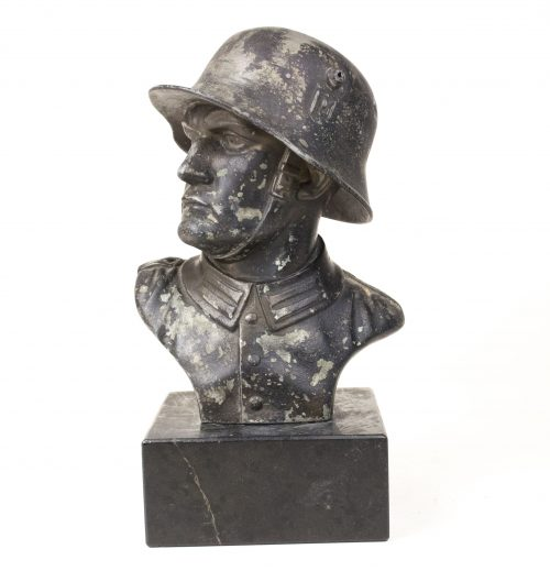 German Soldier Bust (very large!)
