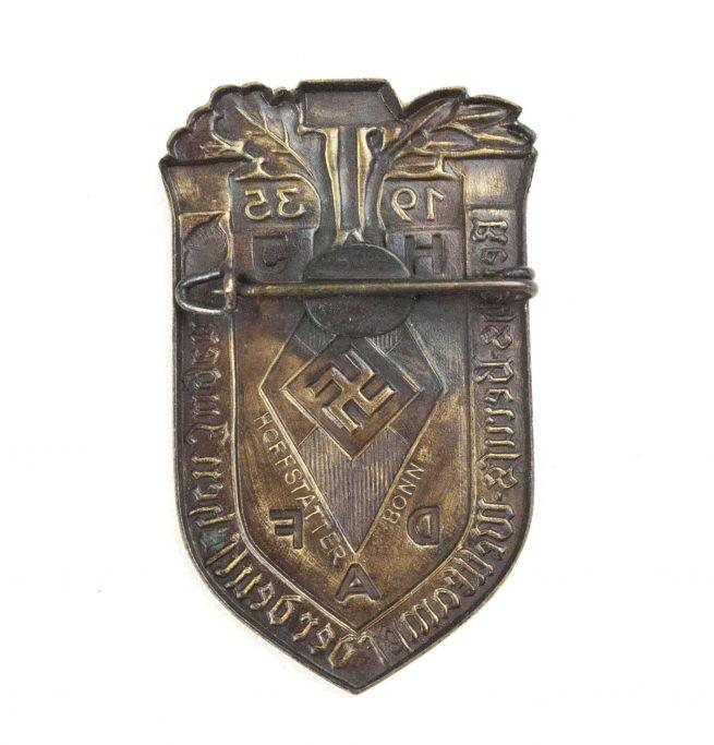 HJ - Hitlerjugend: Reichsberufswettkampf der Deutschen Jugend 1935