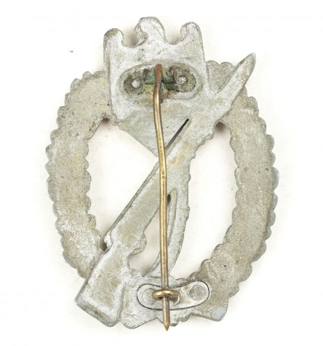 Infanterie Sturmabzeichen (ISA) / Infantry Assault Badge (IAB) - 4-Rivet variation