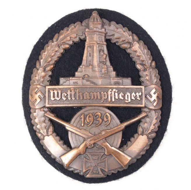 Kyffhäuserbund Wettkampfsieger 1939 armshield