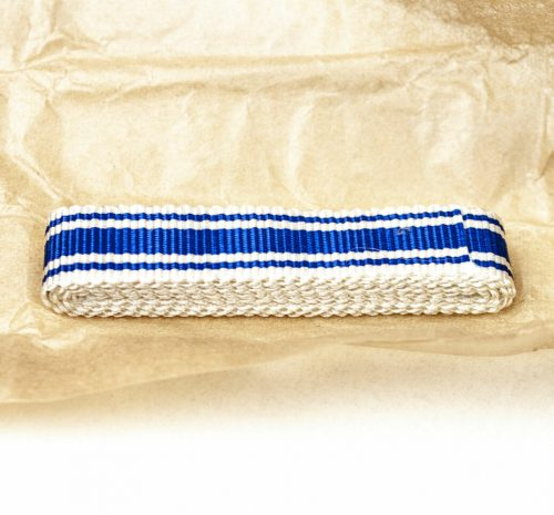 Mutterkreuz ordensband / Motherscross ribbon in packingpaper