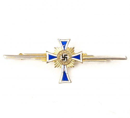 Mutterkreuz spange / Motherscross brooch in gold