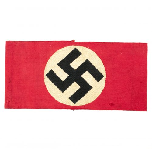 NSDAP Armband in very good condition