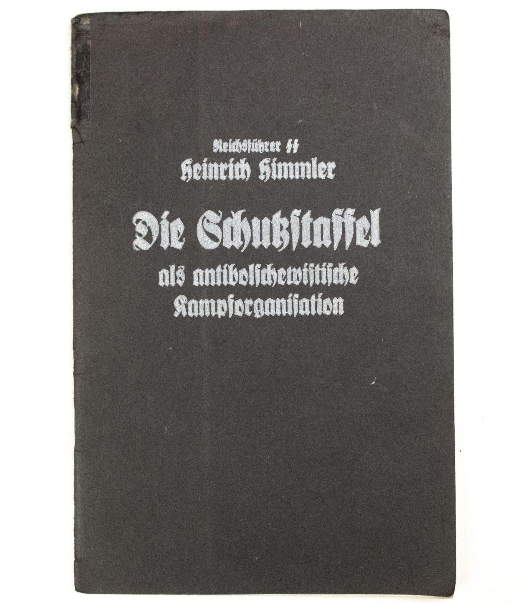 Reichsführer-SS Heinrich Himmler