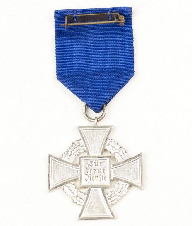 Treue Dienst 25 Jahre Kreuz / Loyal Service Cross 25 Years service