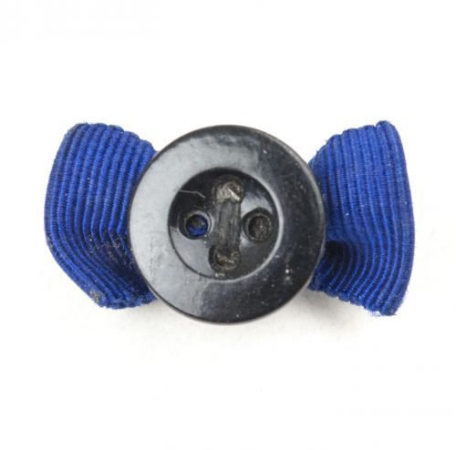 Treue Dienste 25 Jahre Knopflochspange / Loyal Service 25 Years single buttonhole ribbon
