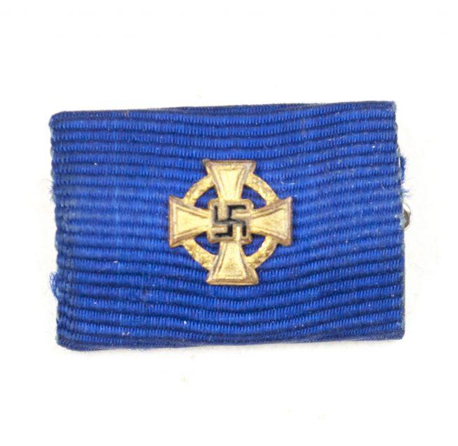 Treue Dienste 40 Jahre Anstecknadel Feldspange / Loyal Service 40 Years single ribbon