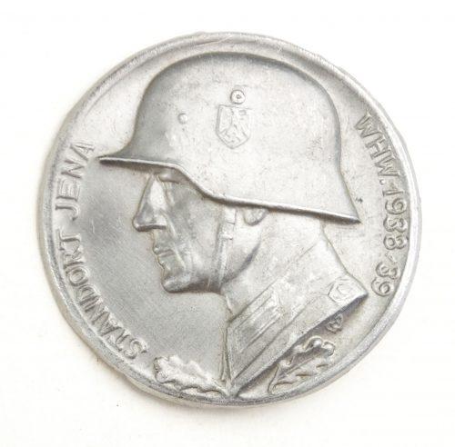WHW 1938-39 Standort Jena badge