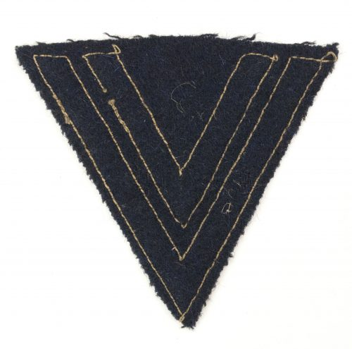 This is a Waffen-SS Sleeve badge/rank insignia (or: chevron) for a SS-Rottenführer.