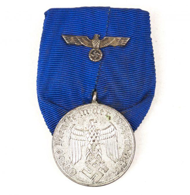Wehrmacht Dienstauszeichnung 4 Jahre medal Einzelspange