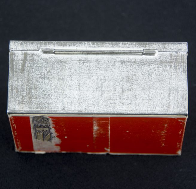 Reemtsma Sorte metalic sigarette box