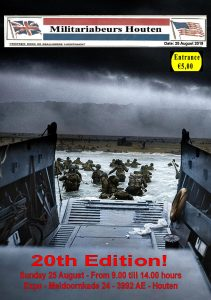 Militariabeurs Houten