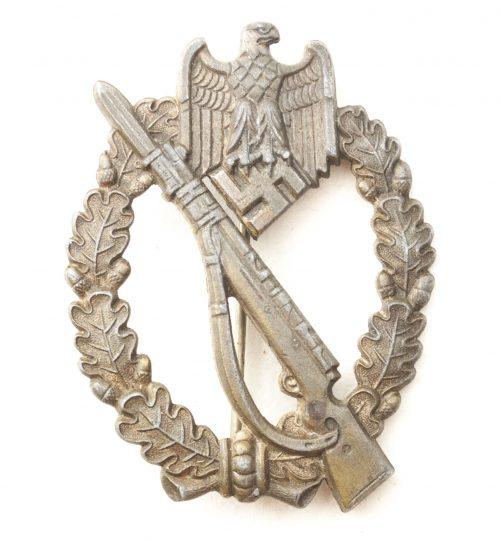 Bronze Infanterie Sturmabzeichen bronze (ISA) / Infantry Assault Badge (IAB) - Steinhauer & Lück