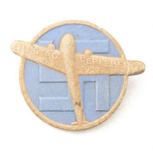 DLV / NSFK - Flugtag Perleberg 29.8.1937 abzeichen