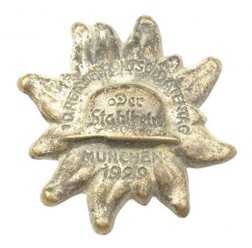 Der Stahlhelm - 10. Reichsfrontsoldatentag abzeichen (Stahlhelmbund)