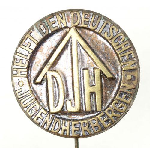 Deutsche Jugendherberge (DJH) - Helft den Deutschen Jugendherbergen abzeichen