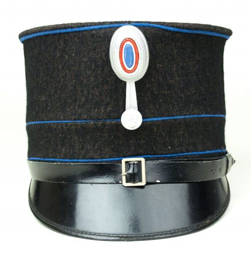 """Dutch WW2 Schalkhaar Politie / Staatspolitie """"kepie"""" (police cap)"""