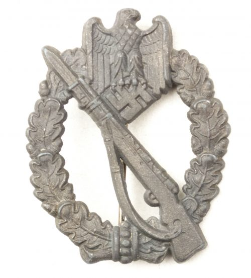 Infanterie Sturmabzeichen (ISA) / Infantry Assault Badge (IAB) - Maker Deumer