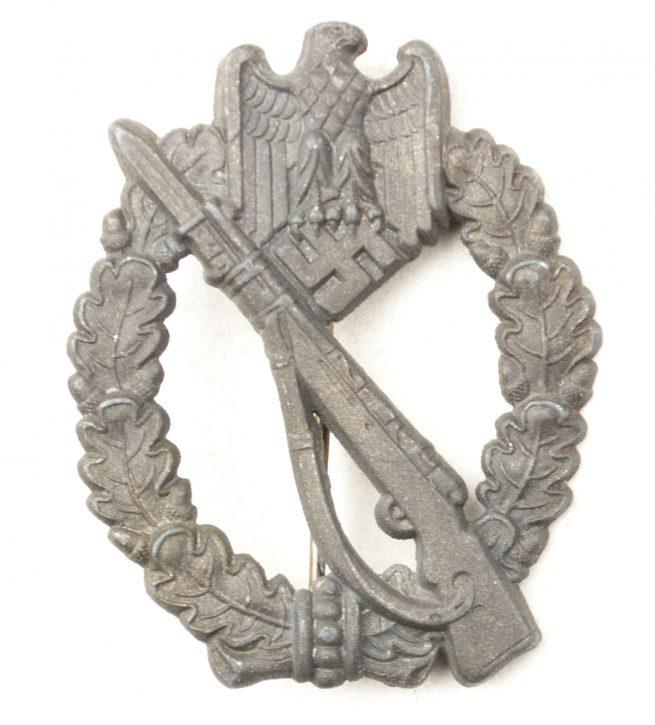 Infanterie Sturmabzeichen (ISA) / Infantry Assault Badge (IAB) - Maker Deumer