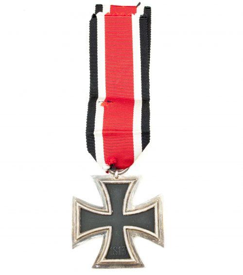 Iron Cross second class (EK2) Eisernes Kreuz - Double maker marked: 24 and WR !!!