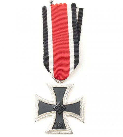 """Iron Cross second class (EK2) / Eisernes Kreuz - maker """"113"""" (Hermann Aurich)"""