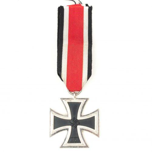 """Iron Cross second class (EK2) / Eisernes Kreuz - maker marked """"100"""" (Rudolf Wächtler & Lange)"""